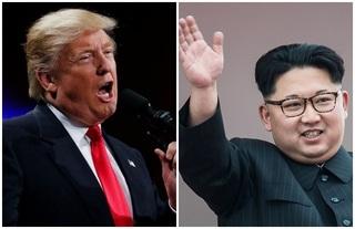北韓稱發射火箭砲 川普:金正恩不會打破對我的承諾