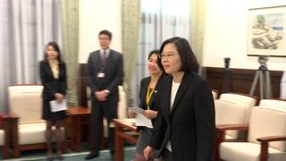 【午間搶先報】總統籲比利時政府 助台灣參與WHA