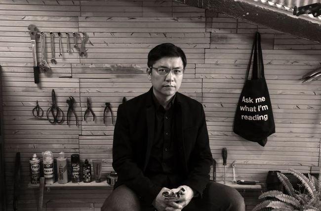 台灣之光!吳明益《單車失竊記》登上紐約文藝節   華視新聞
