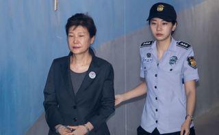 韓國史上坐牢最久前總統 朴槿惠入獄769天