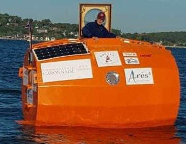 海上漂流122天 72歲翁用「它」橫渡大西洋   華視新聞
