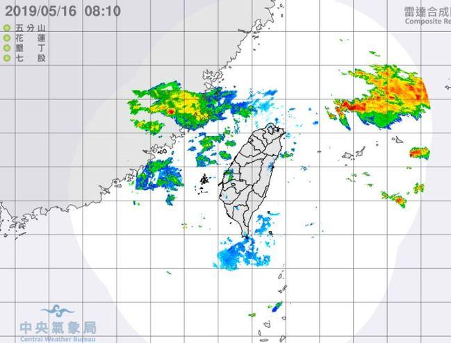 持續高溫留意午後陣雨 下週一鋒面接近恐變天 | 華視新聞