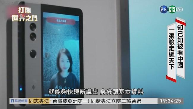 遍布1.7億個鏡頭 中國全面監控 | 華視新聞
