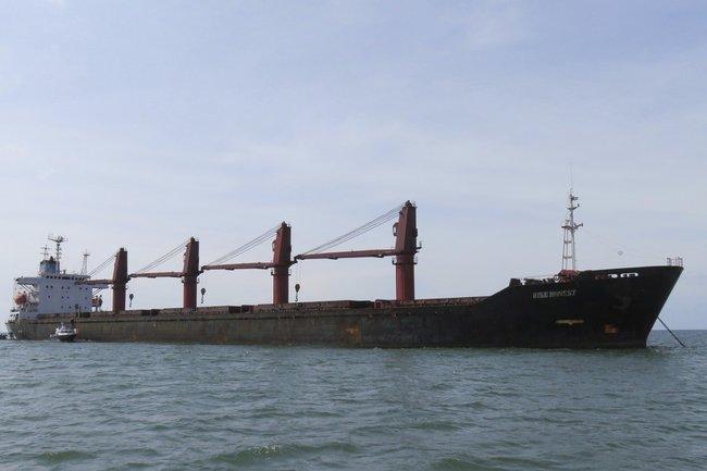 美國扣留「誠實號」貨輪 北韓致函聯合國抗議 | 華視新聞
