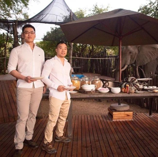 新加坡國父孫子李桓武 今與男友宣布結婚 | 華視新聞