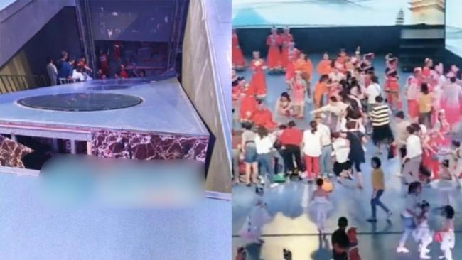兒童選拔秀舞台突坍塌 參賽者至少1死14傷 | 華視新聞