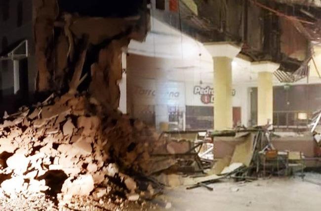 秘魯北部發生8.0地震 建築物損壞影片曝光 | 華視新聞