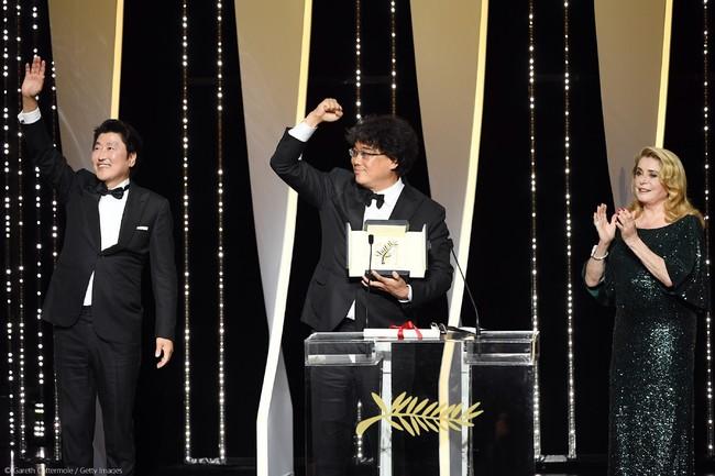 韓國影史首次 《寄生上流》奪金棕櫚獎! | 華視新聞