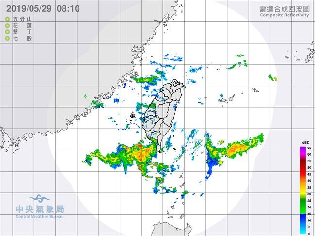 鋒面南移 雲量仍多.留意午後雷雨 | 華視新聞