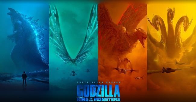 《哥吉拉2:怪獸之王》 經典怪獸大回歸   華視新聞
