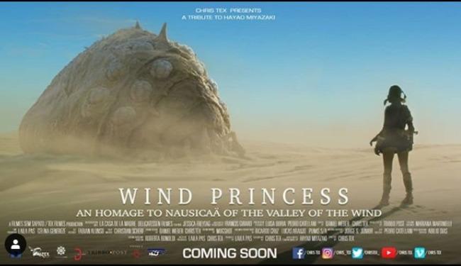 《風之谷》真人版!完美重現腐海、王蟲 | 華視新聞