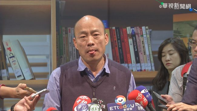 吳子嘉爆料惹火韓國瑜 委律師準備提告 | 華視新聞