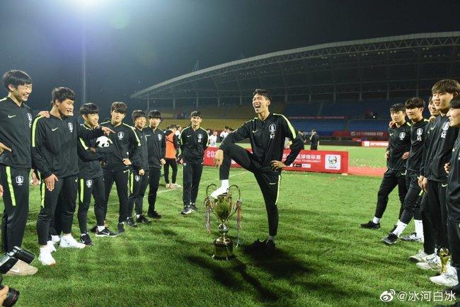 南韓足球隊侮辱風波 冠軍獎杯遭中國收回 | 華視新聞