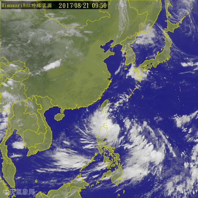 網傳颱風季提前? 氣象局:不需過度擔心   華視新聞