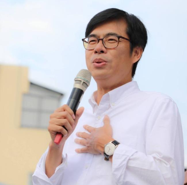 韓國瑜缺席農產促銷 陳其邁:不是說經濟100、政治0分? | 華視新聞