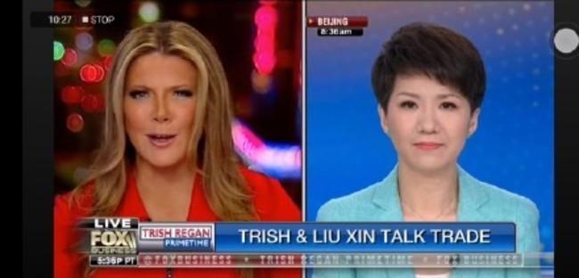 劉欣「辯論」美國女主播 遭起底「外國籍」引中網友戰火 | 華視新聞