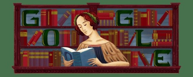 Google首頁人物 紀念史上第一位天才女博士! | 華視新聞