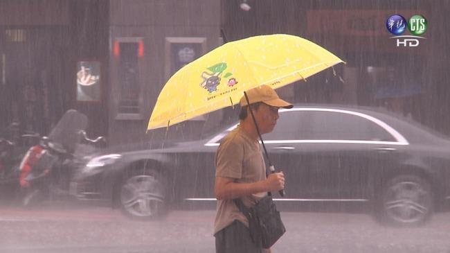 【更新】雨下不停! 16縣市大雨特報 | 華視新聞