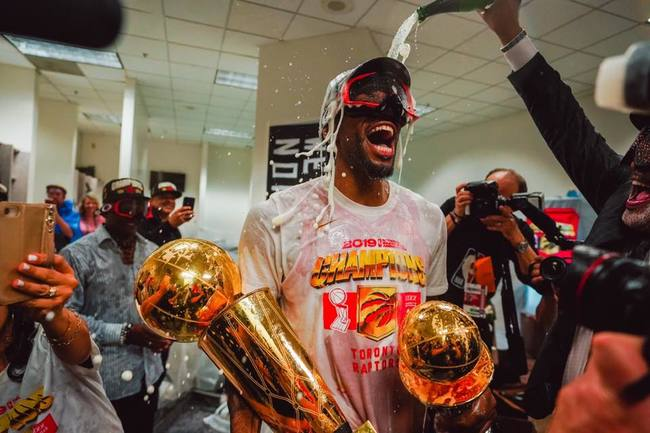 【NBA】暴龍114:110力退勇士 摘隊史首座冠軍 | 華視新聞