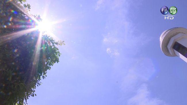 全台高溫30度以上 紫外線過量注意防曬 | 華視新聞