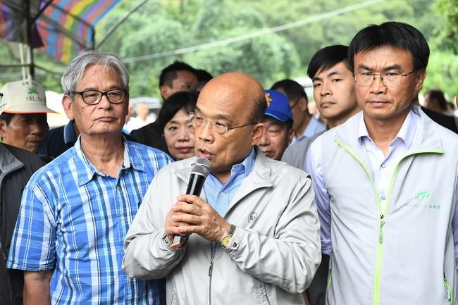 蘇貞昌重砲批韓 「蚊子都治不好還想治國」 | 華視新聞