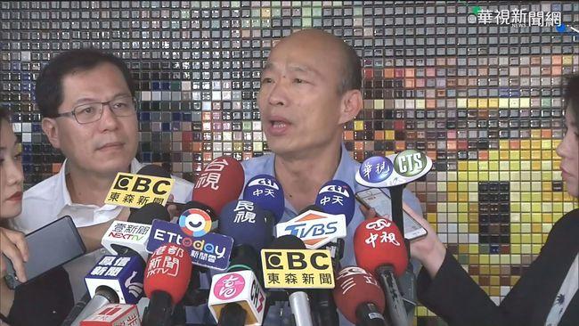 蘇貞昌嗆賴皮 韓國瑜酸:行政院不也一樣? | 華視新聞
