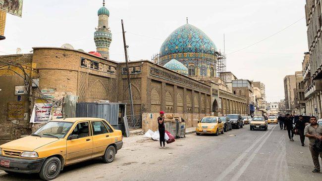 快訊》巴格達清真寺傳恐攻 釀7死逾20傷 | 華視新聞