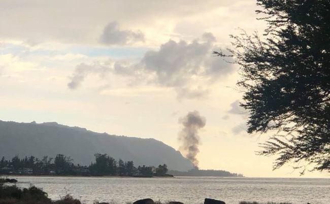 悲劇! 夏威夷飛機墜毀 機上9人全罹難 | 華視新聞