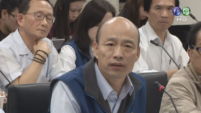 高雄學生再出招!? 韓國瑜合影被3連酸   華視新聞