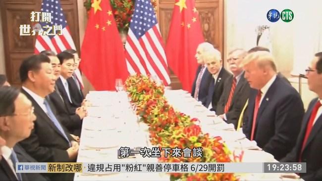 大國強人正面交鋒 G20成抗議舞台 | 華視新聞