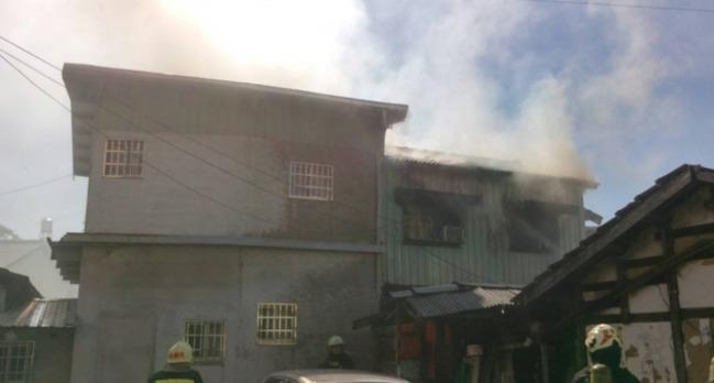 嘉市鐵皮屋火警 2女童不幸罹難 | 華視新聞