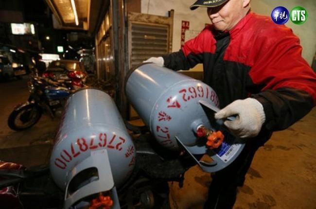 瓦斯叫起來! 中油宣布桶裝瓦斯每公斤降1.6元 | 華視新聞