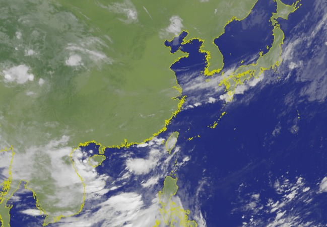 屏.花.東大雨特報 南海上熱低壓恐成颱 | 華視新聞