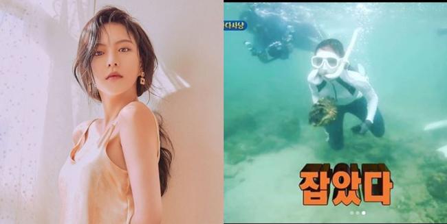 【影】韓國女星採瀕危巨蚌 恐面臨5年刑責 | 華視新聞
