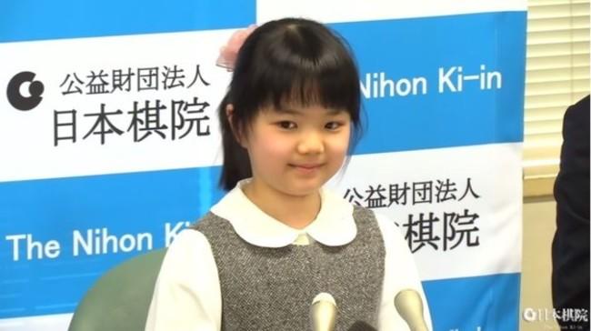 10歲女童奪職業生涯首勝 創日本最年輕紀錄 | 華視新聞
