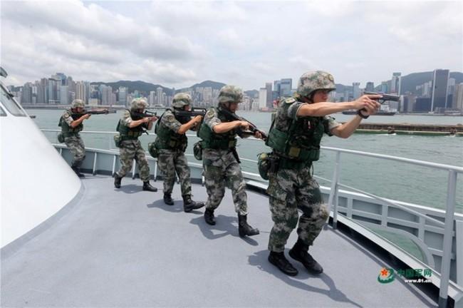 不滿美對台軍售?中國宣布東南沿海軍事演習 | 華視新聞