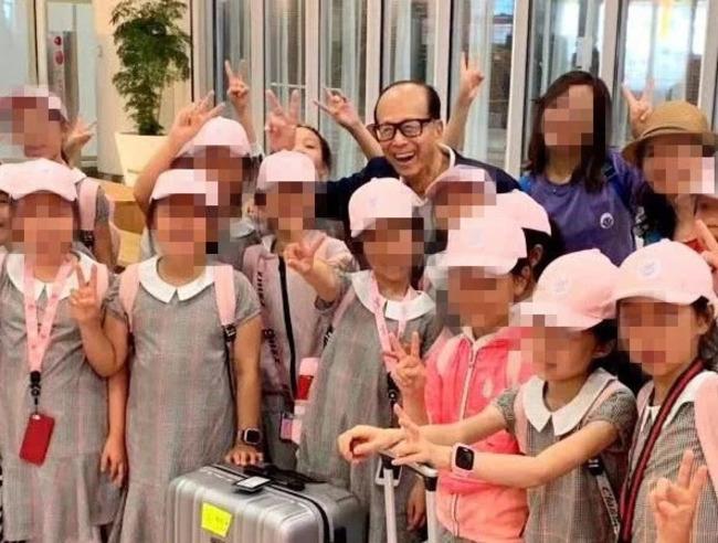 超幸運! 學童遇見亞洲前首富 2天後獲贈451萬   華視新聞