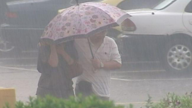 低壓帶+午後對流 全台17縣市大雨特報   華視新聞