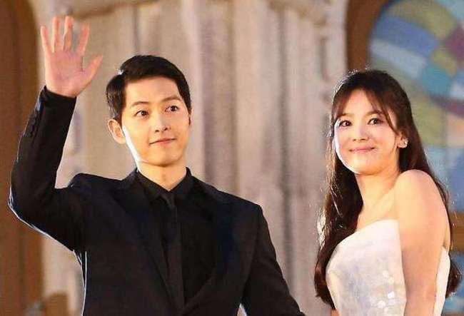 快訊/雙宋戀離婚正式生效! 1年8個月戀情宣布告吹 | 華視新聞