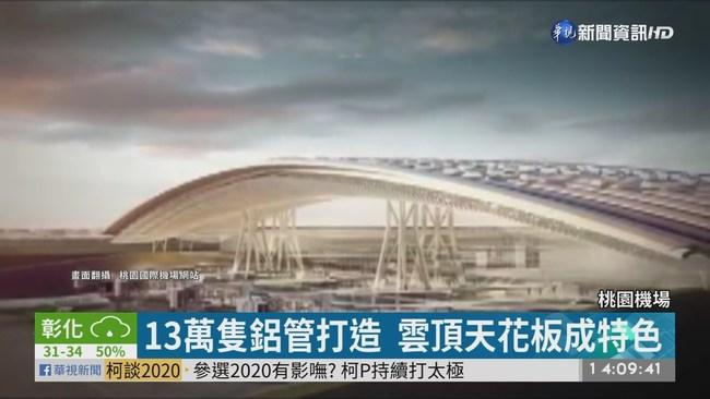 桃機3航廈工程又流標 2023年難完工 | 華視新聞