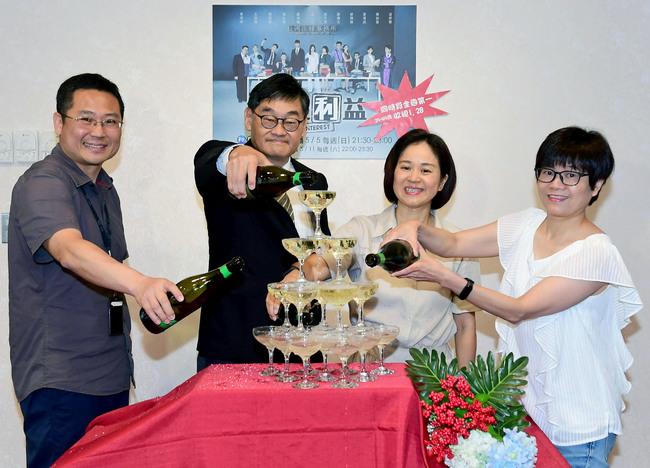 長河內鬥拼出高收視 《最佳利益》拿下同時段全國第一 | 華視新聞