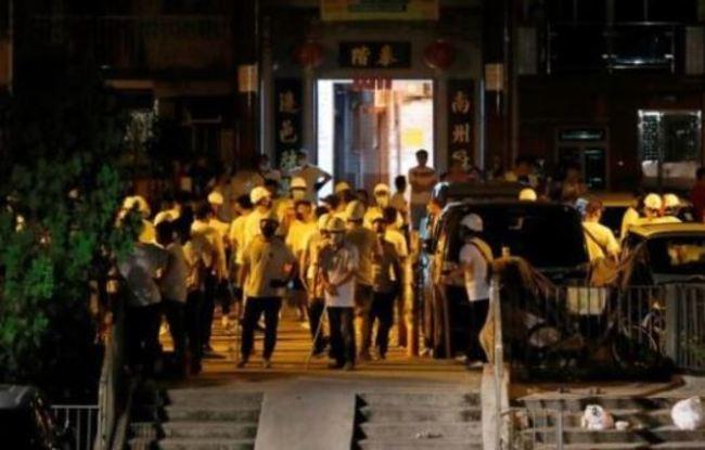國際聚焦香港! 白衣人血洗元朗 外媒大篇幅報導 | 華視新聞