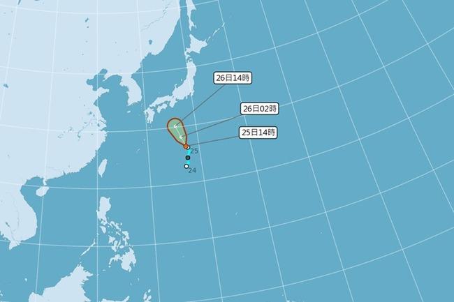 第6號颱「百合」恐形成 吳德榮:今明是關鍵 | 華視新聞