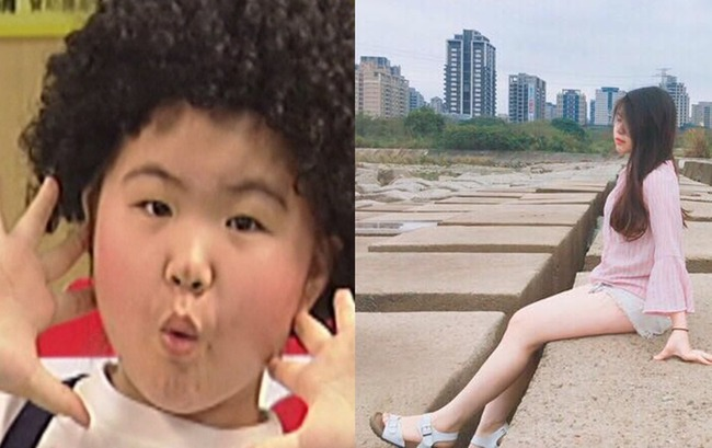 性感泳裝女神降臨!  網驚:張君雅小妹妹「長大了」 | 華視新聞