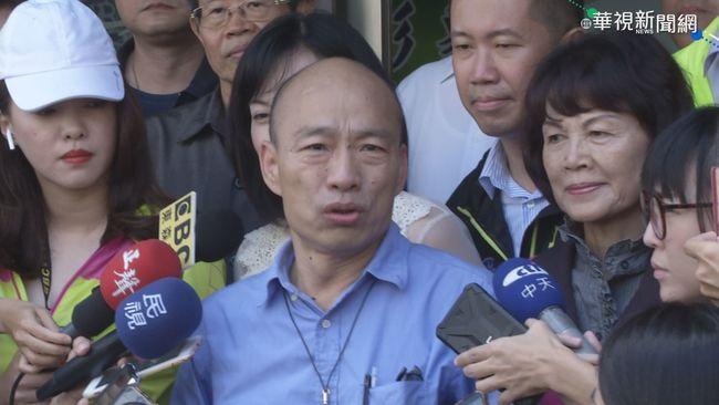 韓國瑜稱核四須重啟 政院政委:貿然啟動危險   華視新聞