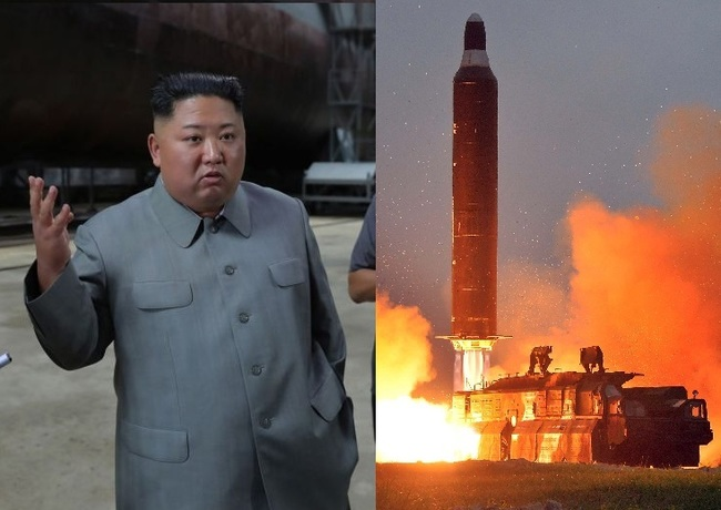 北韓今晨射新型飛彈 示威意味濃厚 | 華視新聞