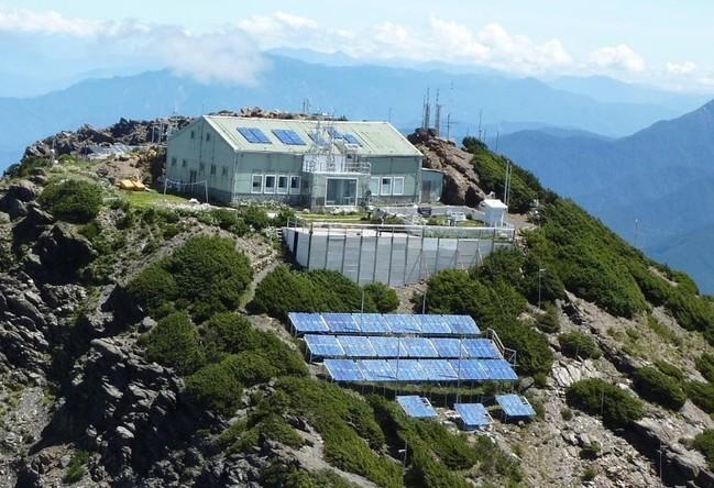 東北亞最高!玉山基地台建置完畢   華視新聞