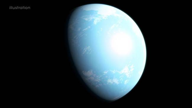 NASA發現31光年外有「超級地球」 可能有液態水! | 華視新聞