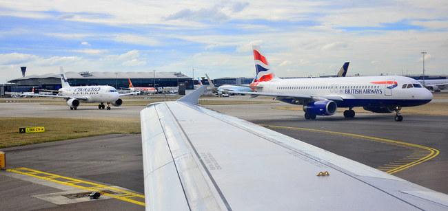 英國希斯洛機場下周罷工 預先取消172航班 | 華視新聞