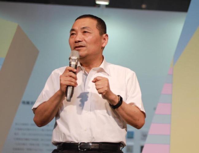不接韓競總主委遭勸「應識大體」 侯友宜:我的大體是4百萬人民 | 華視新聞